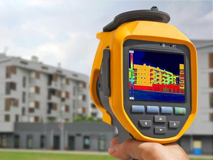 Curso ECCN termografía infrarroja