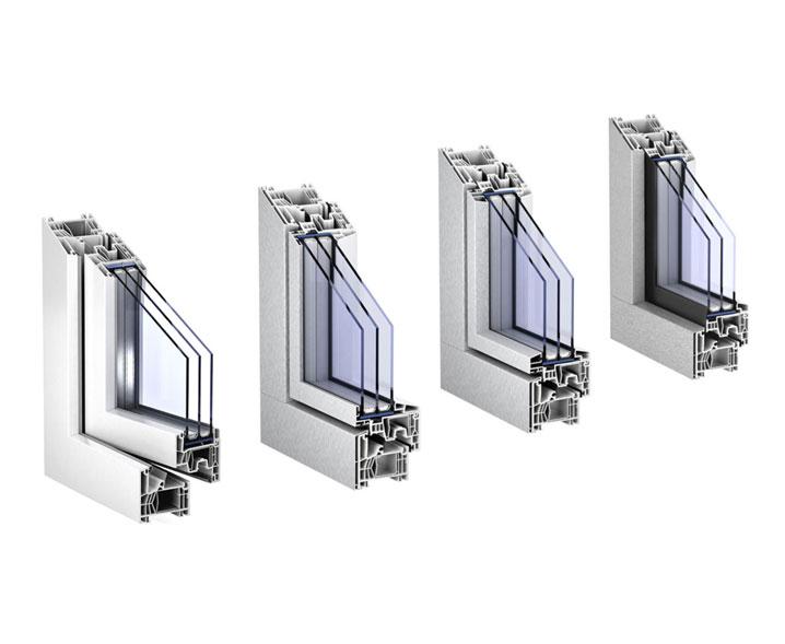 ventanas edificación