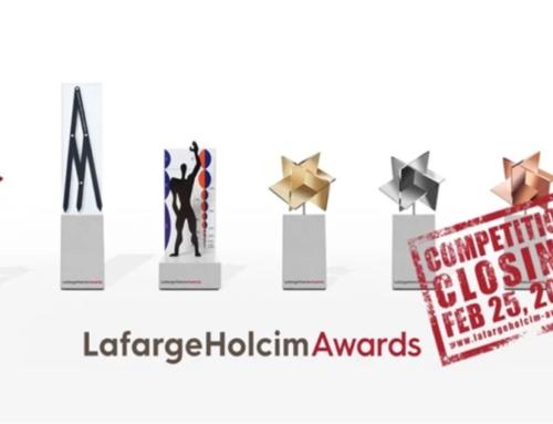 Cierre del plazo presentación premios LafargeHolcim