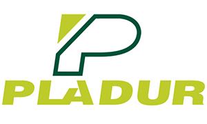 logotipo Pladur